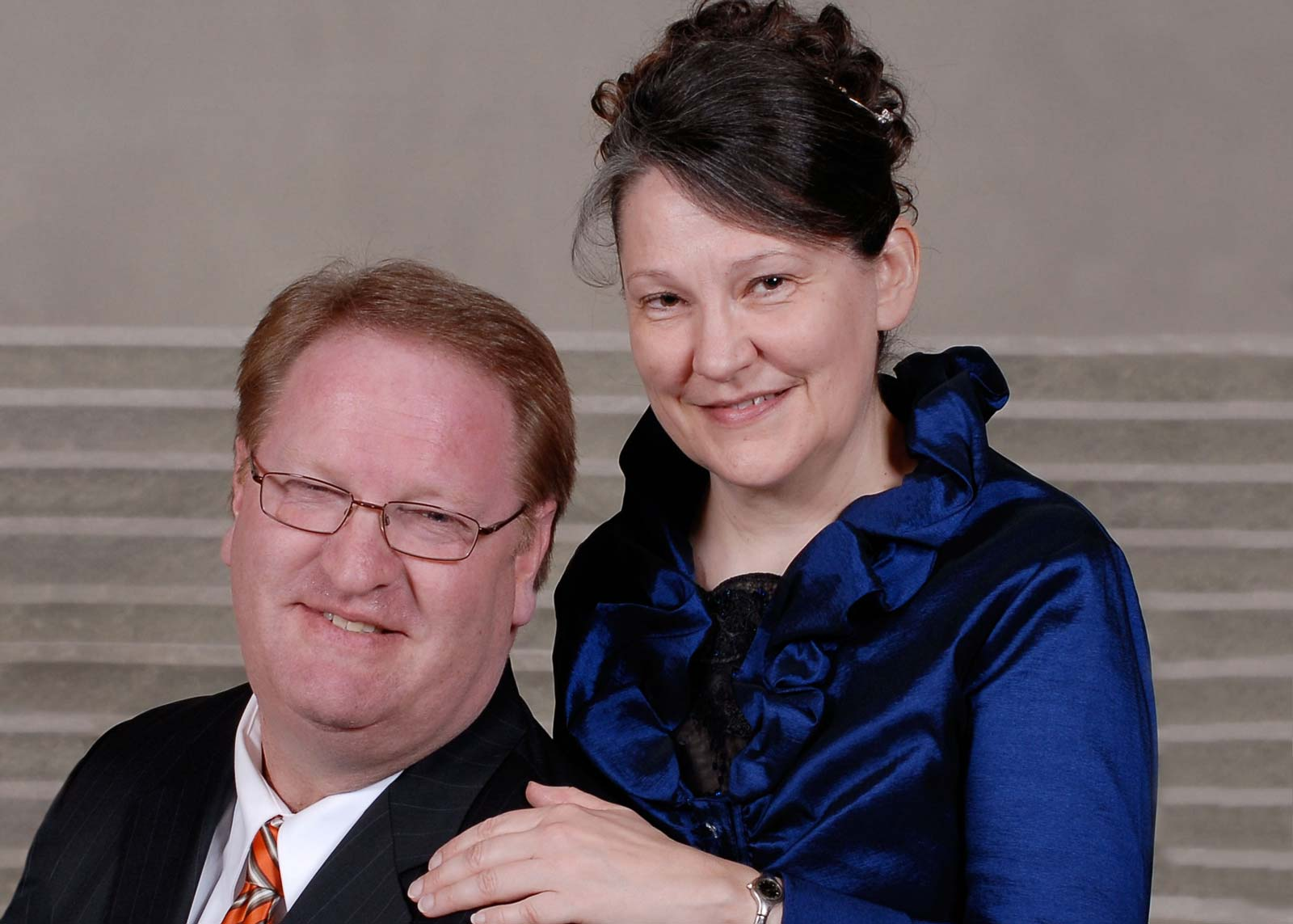 Founders: Daniel and Jeanie Sirstad